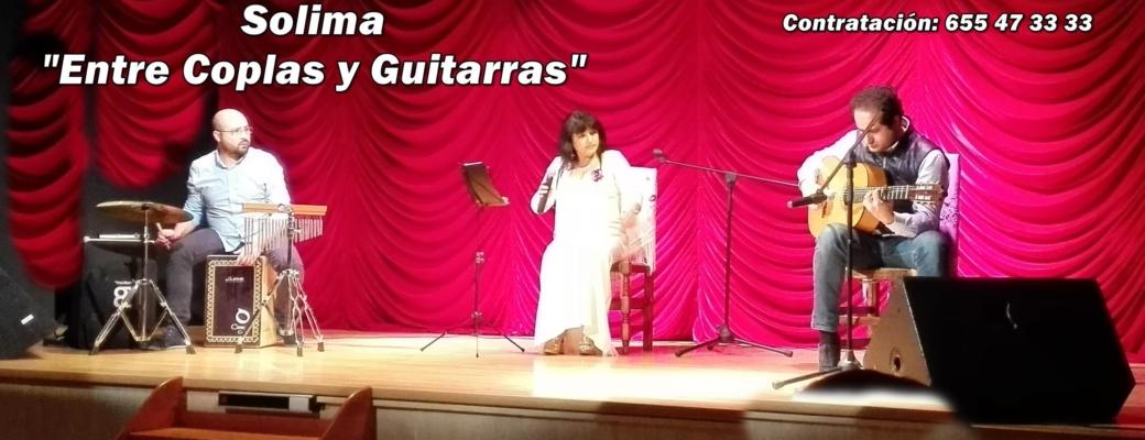"""Nuevo espectáculo """"Entre Coplas y Guitarras"""""""